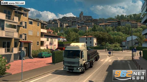 欧洲卡车模拟2:意大利PC中文版截图4