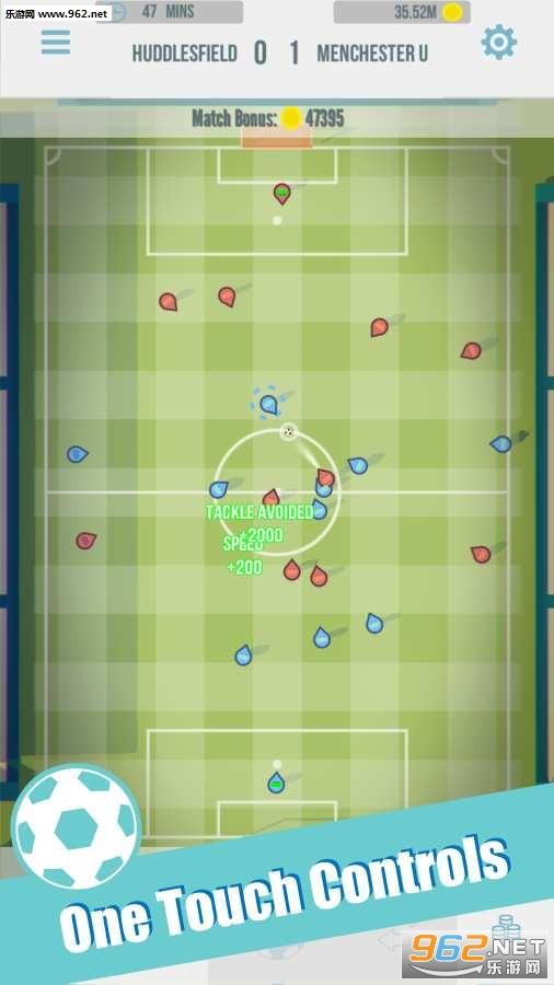 足球传球传球安卓版v1.0_截图0