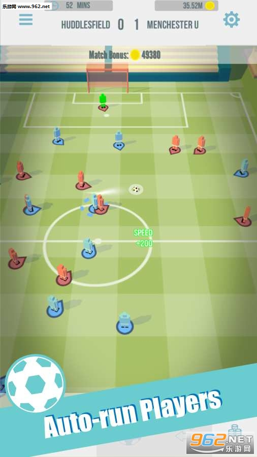 足球传球传球安卓版v1.0_截图1