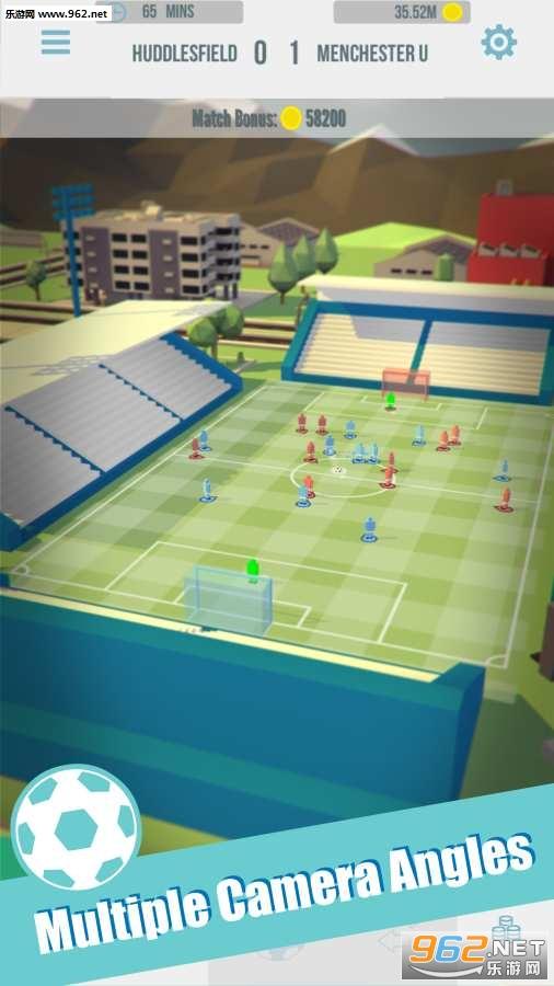 足球传球传球安卓版v1.0_截图2