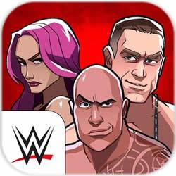 WWE狂热摔跤破解版