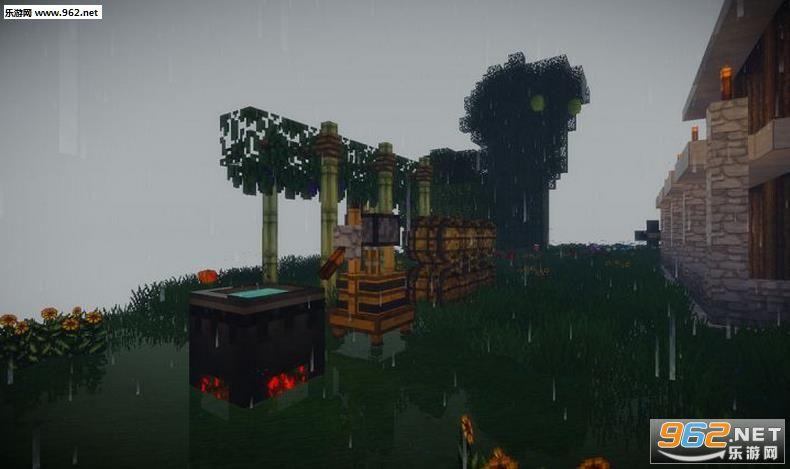 暮色森林整合模组下载