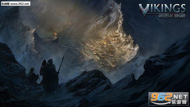 《维京:尘世之狼》发售视频放出 下月底发售