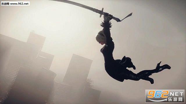 《尼尔:机械纪元》预告片公布 月底上线 PC版年内发行