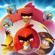 愤怒的小鸟2无限道具破解版