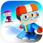 方块单板滑雪(Blocky Snowboarding)