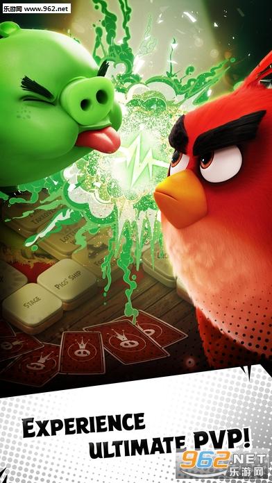 愤怒的小鸟大富翁安卓版_截图1