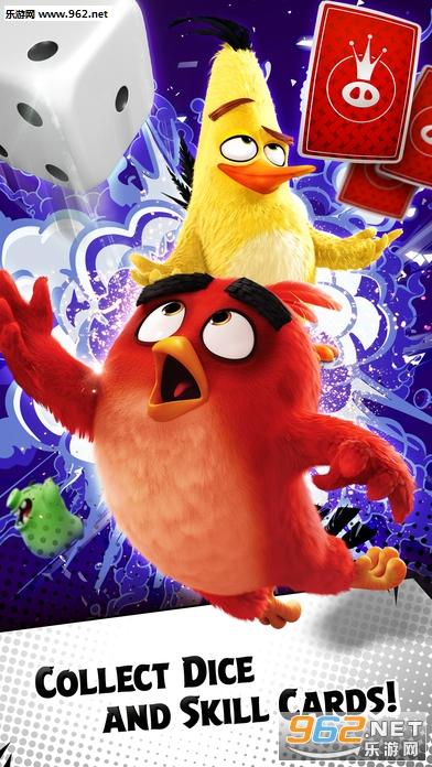 愤怒的小鸟大富翁苹果版1.1_截图0