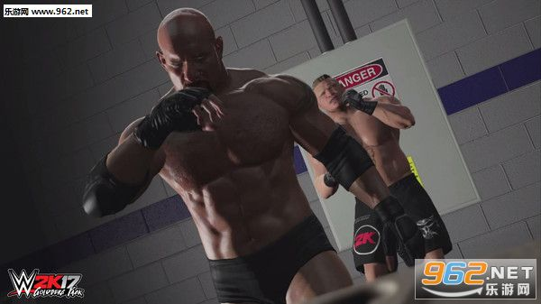 美国职业摔角联盟2K17截图2