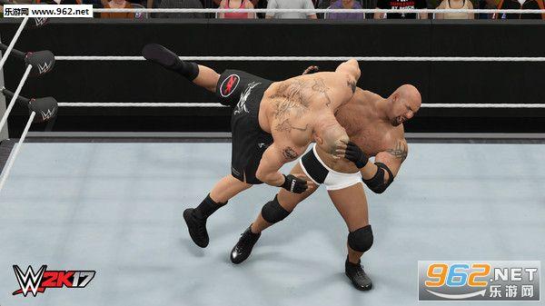 美国职业摔角联盟2K17截图3