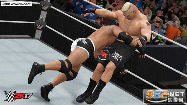 美国职业摔角联盟2K17截图4