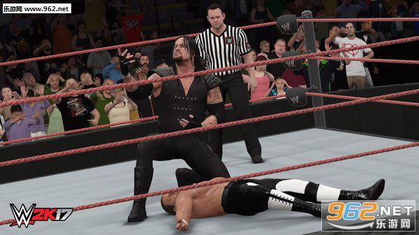 美国职业摔角联盟2K17截图5