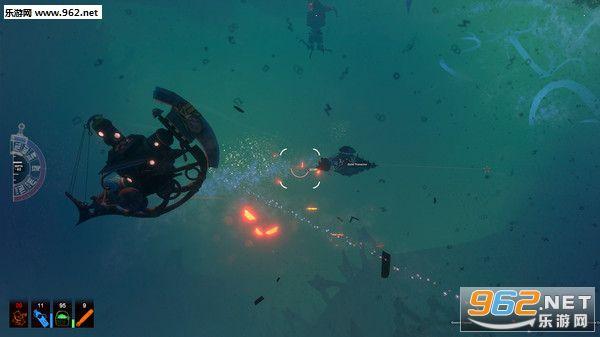 深海探密diluvion中文硬盘版截图4