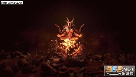 《痛苦》实机演示视频 果体女恶魔是性感还是鬼畜