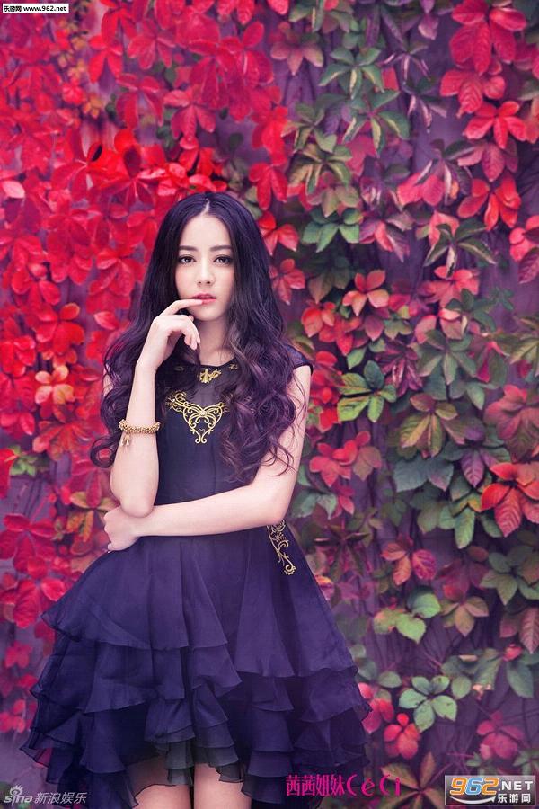 迪丽热巴图片大全 超萌萌哒可爱迷人首页_乐游网