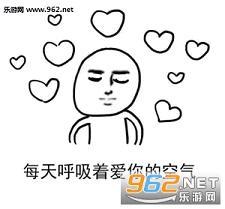 爱你的手势比心表情包|爱你的形状系列表情包下载-乐