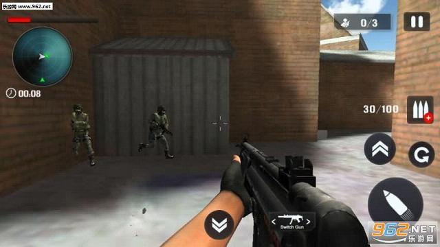 枪手射击3D内购破解版v1.1_截图0