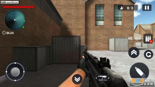 枪手射击3D内购破解版v1.1_截图4