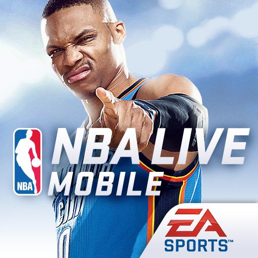 NBALIVE17移动版游戏