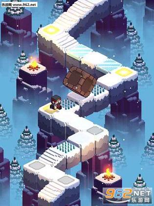 悬崖跳跃游戏(Cliff Hopper)v1.2_截图