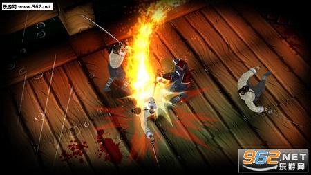 忍者复仇者:龙之刃截图0