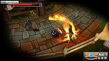 忍者复仇者:龙之刃截图7