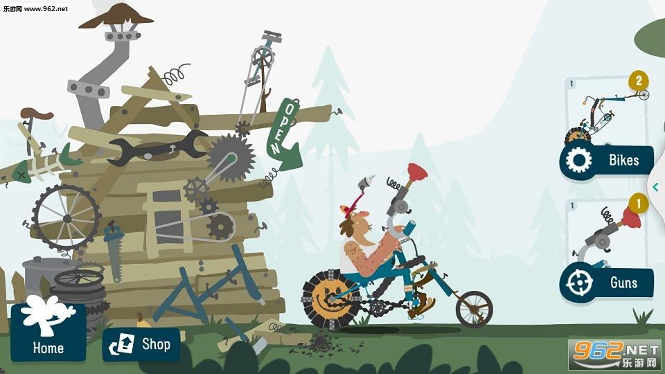 登山爬坡自行车iOS苹果版v1.1.1截图4