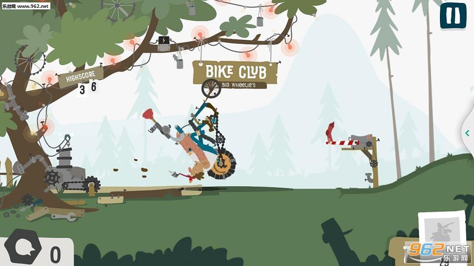 登山爬坡自行车iOS苹果版v1.1.1截图3