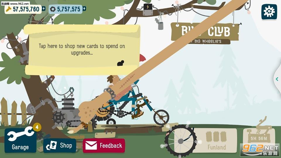 登山爬坡自行车iOS苹果版v1.1.1截图1