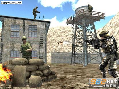 狙击手死亡射击IOS版v1.0_截图3