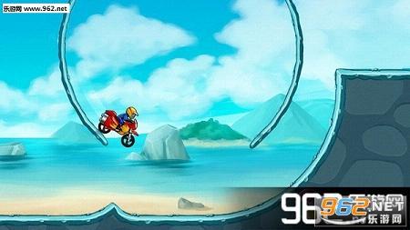 摩托车表演赛中文版v6.1.5截图2