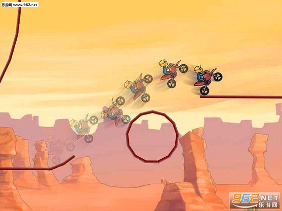 摩托车表演赛破解版v6.15_截图