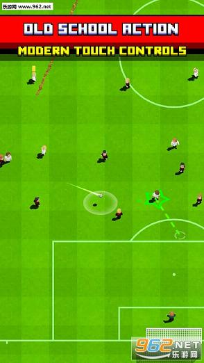 复古足球(Retro Soccer)v3.708截图0