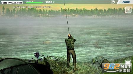 3D渔夫钓鱼截图1
