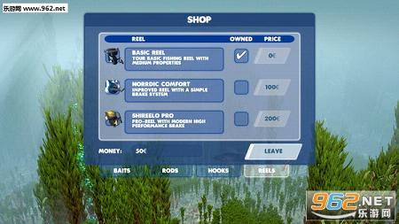 3D渔夫钓鱼截图2