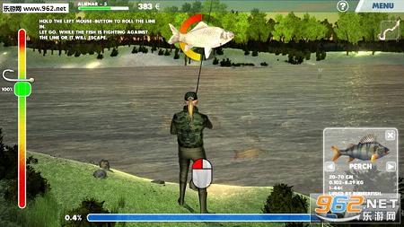 3D渔夫钓鱼截图3