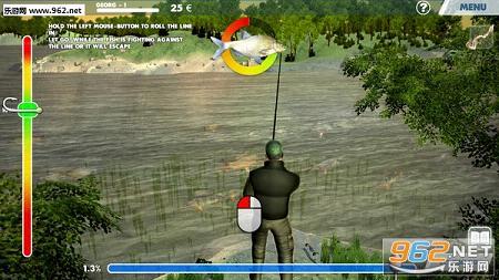 3D渔夫钓鱼截图4