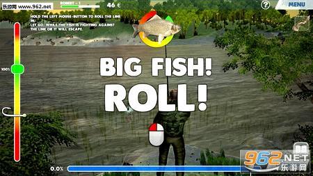 3D渔夫钓鱼截图6