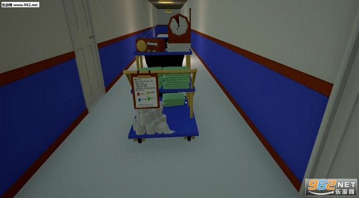 酒店清洁模拟器截图2