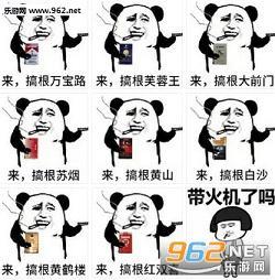 带打火机了暴走熊猫表情下载-乐快手游戏找游网在哪里搞笑表情包图片