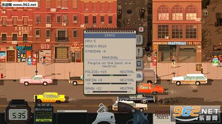 Beat Cop汉化硬盘版截图2
