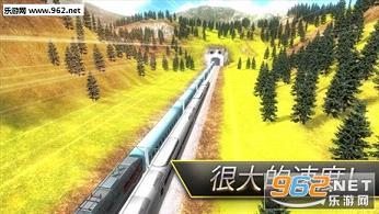 模拟火车3D IOS版v1.0_截图3