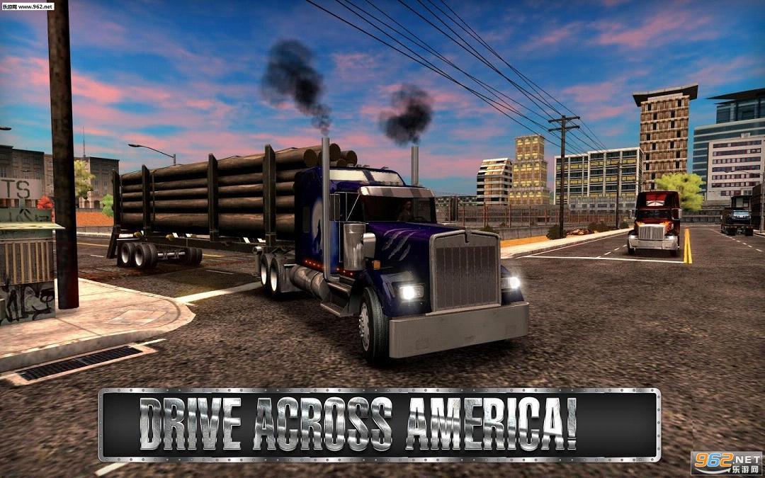 美国卡车模拟中文版v1.7.0_截图1