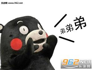 熊本熊喊妈表情包|熊本熊呼唤亲戚专用表情包下载-乐图片