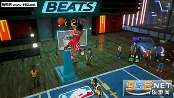 《NBA游乐场》下月发售 球星逗逼本色展露无疑