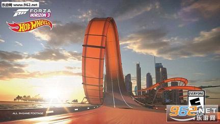 《极限竞速:地平线3》风火轮DLC内容曝光 含10量新赛程