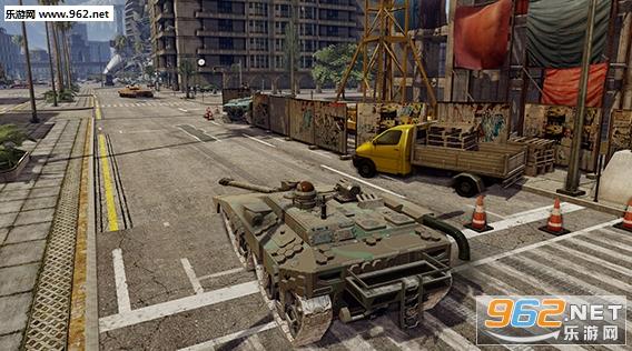 无限坦克简体中文版截图2