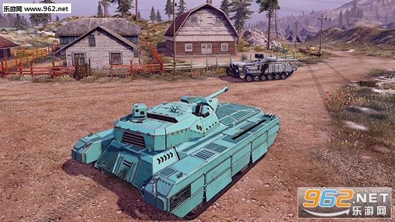 无限坦克简体中文版截图3