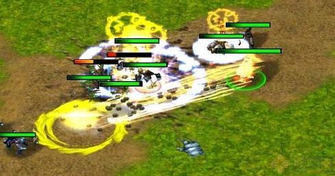 魔兽地图Anime Fight Game1.11正式版