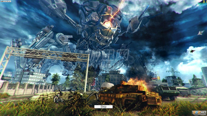 枪炮:坦克进攻GEARGUNS英文版截图3